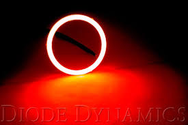 halo rings red images Hd led red halo rings pair diode dynamics jpg