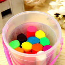 children kids 15 pcs 12 colors rubber mud clay 3d plasticine