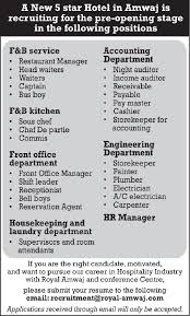 Night Auditor Job Description Resume by Hotel Bahrain Jobs Vacancies 2017