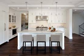 White Kitchen Cabinets With Grey Walls by Flooring Unforgettable Dark Hardwood Floors Image Concept And