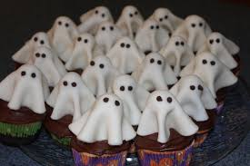 halloween ghost cupcakes penny u0027s food blog