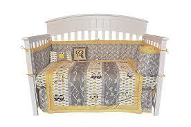Owl Nursery Bedding Sets by 7 Piece Owl Crib Bedding Set Dk Leigh