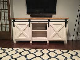 Ana White Barn Door by Ana White Barn Door Hardware Console Diy Projects