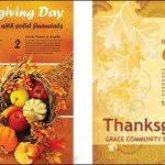 thanksgiving flyer template free 13 food drive flyer