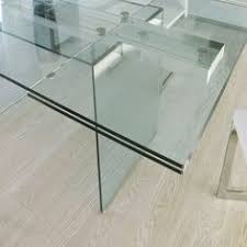 Dining Room Glass Tables Less Is More Dining Table From Roche Bobois Home Furnishings