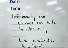 elf and safety gone mad police u0027s christmas tree appeal at archway