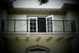 elegant black indoor balcony railings that can be applied inside