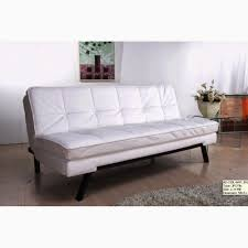 Contempo Leather Sofa by White Leather Couch