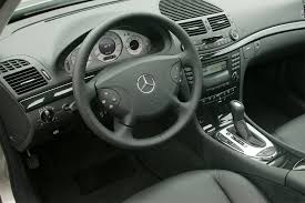 Mercedes Benz E Class 2014 Interior 2003 09 Mercedes Benz E Class Consumer Guide Auto