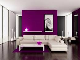light purple living room white wall paint color white rectangle