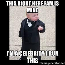 Godfather Meme Generator - baby godfather meme generator mne vse pohuj