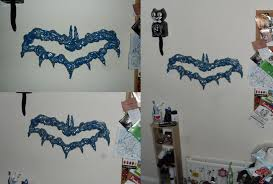 Batman Decoration Batman Exploding Gel Decoration By Jwbeyond On Deviantart