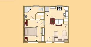 small house plans with garage attached numberedtype beauteous 9 plans under 400 square feet 300 sq ft house plan images