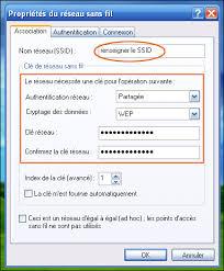 Problème Carte Réseau Wifi Dans Comment Se Connecter à Un Réseau Wifi 802 11 Windows Xp
