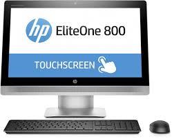 ordinateur de bureau tactile tout en un ordinateur hp aio eliteone 800 g2