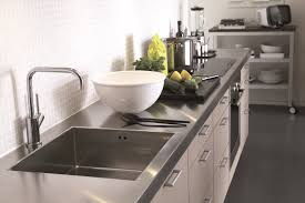 stainless steel kitchen backsplashes kitchen unusual steel sink steel kitchen cupboards stainless