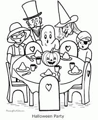 Free Halloween Coloring Page by Halloween Coloring Pages These Free Printable Halloween