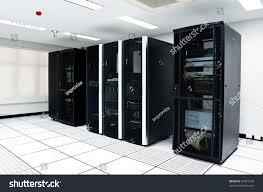 network server room black servers stock photo 64325278 shutterstock