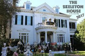 home concept design la riche the skeleton house halloween 2017 a very sweet blog bloglovin u0027