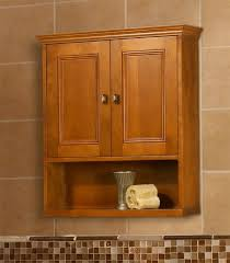 Cherry Bathroom Wall Cabinet Cherry Bathroom Wall Cabinet
