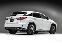 lexus jeep rs 300 2016 lexus rx 350 styles u0026 features highlights