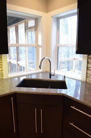 kitchen amazing corner base kitchen cabinet ceramic sink black