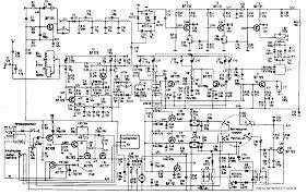 schematics rf amplifier pre selector etc