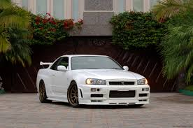 100 nissan r34 for sale usa harlow jap autos stock sold