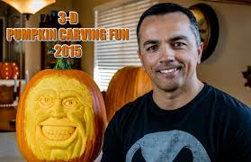 3d pumpkin carving fun for everyone youtube