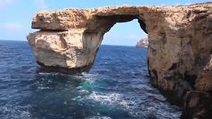 news before and after malta u0027s famous azure window collapses