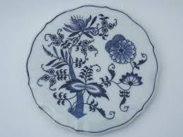 vintage china pattern vintage blue danube china tea trivet blue white pattern