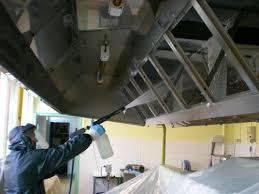 ventilation hotte cuisine vsd d graissage et nettoyage des syst mes de ventilation hotte