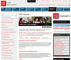 prospective students why come to lse lse careers blog