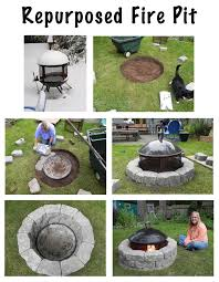 How To Make A Campfire In Your Backyard Best 25 In Ground Fire Pit Ideas On Pinterest Sunken Fire Pits