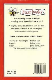 weather fireman sam series buzz books gloss hardback 1993