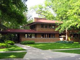 Prairie Home Style A Walking Tour Of Frank Lloyd Wright U0027s Oak Park