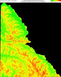 Idaho County Map Free Shoshone County Idaho Topo Maps U0026 Elevations