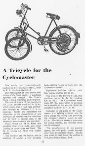 page 700 1954 harding u0027model c u0027 motorised tricycle sold 2nd