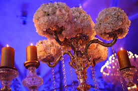 centerpiece rentals nj purple white gold new jersey celebration inside weddings