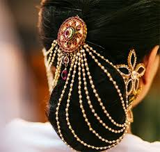 hair accessories for indian brides 20 chic indian bridal hair accessories to die for hair