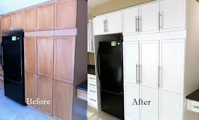 Bathroom Elegant How To Paint Kitchen Cabinets A Step Guide - Painted kitchen cabinet doors