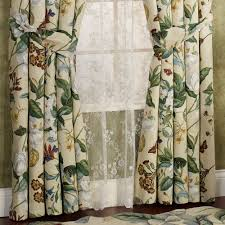 garden images iii floral window treatments