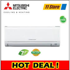 mitsubishi electric cooling and heating mitsubishi electric ms hk10va 1 0hp air cond 11street malaysia