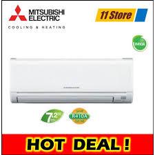 mitsubishi electric cooling and heating mitsubishi electric ms hk10va 1 0hp air cond 11street malaysia