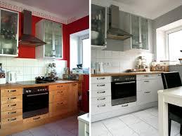küche mit folie bekleben fabelhafte küche bekleben vorher nachher dekoinhaus