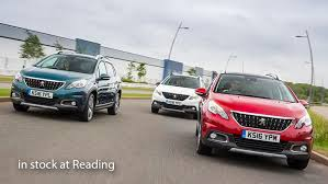 used peugeot suv our peugeot 2008 range in stock charters reading