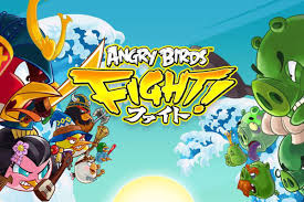 monster worldwide inc angry birds fight is a hybrid monster of candy crush and rpg