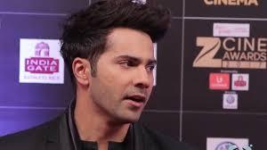varun dhawan hairstyles hd images varun dhawan new hairstyle look at zee cine awards 2017 youtube