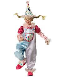 kids costume clown cutie kids costume girl clown costumes