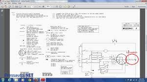 how to avoid door locking method on maytag model mvwc400xwo